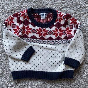 Bundle of2Janie and jack sweaters boys (12-18m)